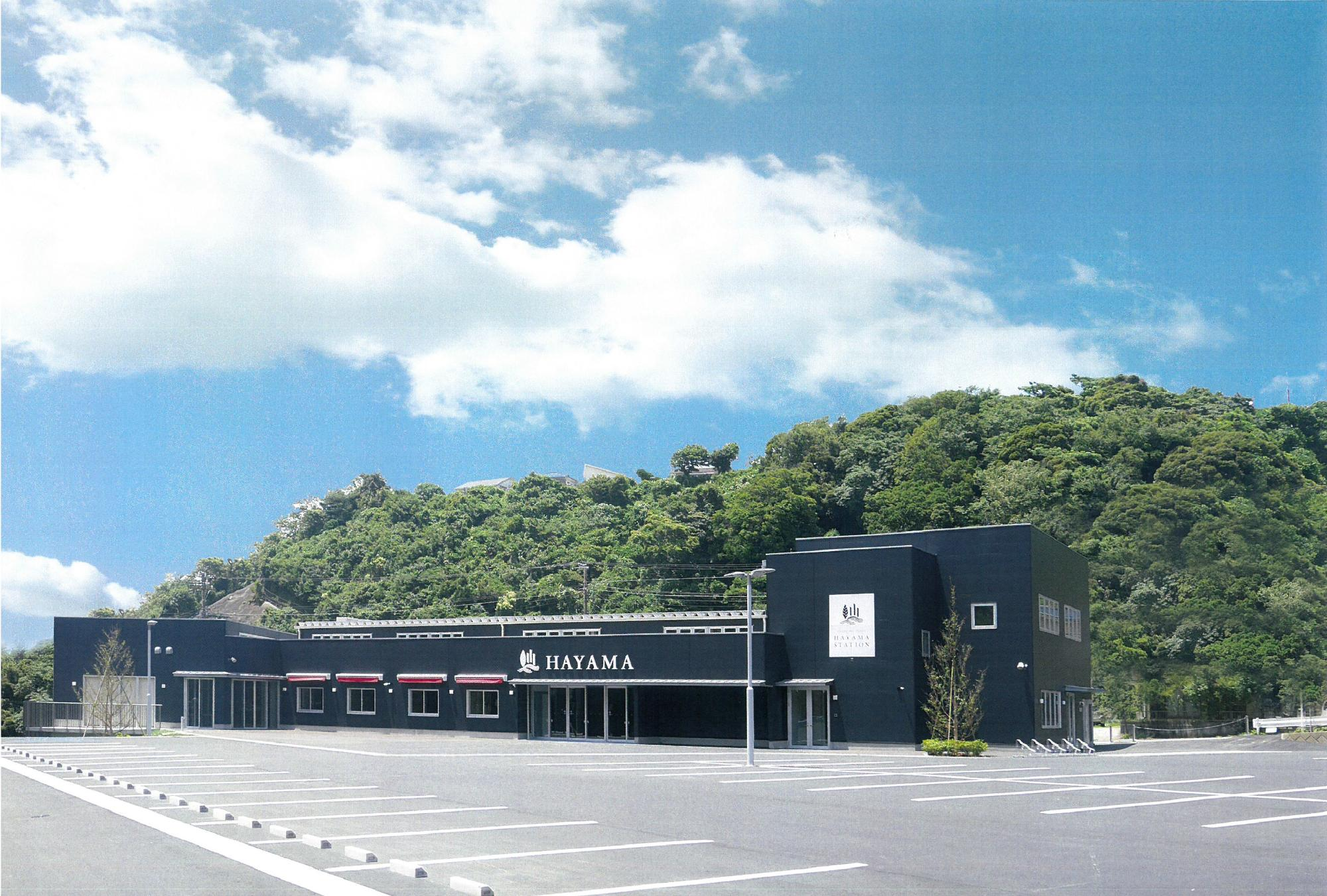 SHOPPING PLAZA HAYAMA STATION(葉山ステーション)/葉山町
